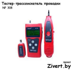 Трассоискатель детектор проводки в аренду