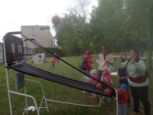 Стока баскетбола